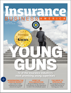 2019 Insurance Business America November issue (available for immediate download)