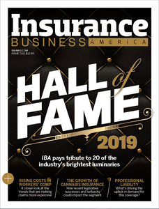 2019 Insurance Business America December issue (available for immediate download)