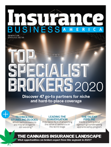 2020 Insurance Business America February issue (available for immediate download)