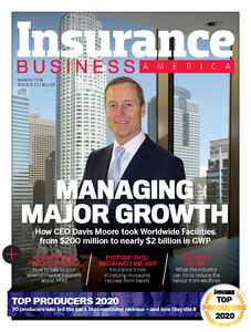 2020 Insurance Business America March issue (available for immediate download)