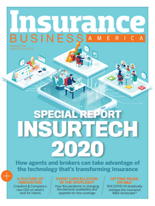2020 Insurance Business America June issue (available for immediate download)