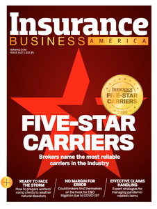 2020 Insurance Business America August issue (available for immediate download)