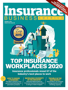 2020 Insurance Business America September issue (available for immediate download)