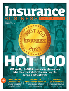2021 Insurance Business America January issue (available for immediate download)