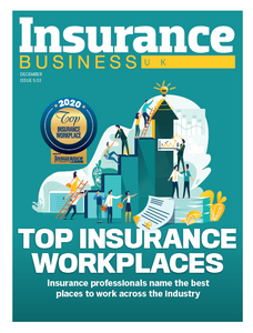 2020 IBUK Top Insurance Workplaces (available for immediate download)