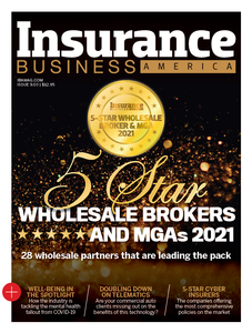 2021 Insurance Business America April issue (available for immediate download)