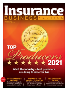2021 Insurance Business America May issue (available for immediate download)