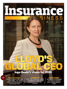 2015 Insurance Business America December issue (available for immediate download)