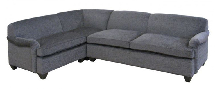 Pleasant Charles Of London Sectional Carlyle Ncnpc Chair Design For Home Ncnpcorg