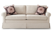 Round Arm Lawson Sofa