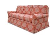 Round Arm Custom Sofa