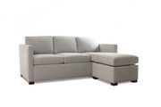 Third Ave. Sofa w/storage ottoman