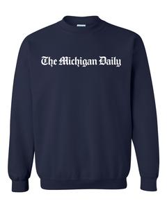 Logo Crew Neck Sweatshirt