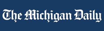 Michigan Daily Bumper Sticker