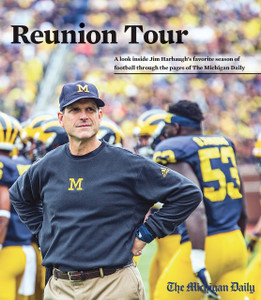 Reunion Tour: Michigan Football Lookback Guide - 2015 Season