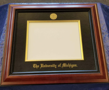 Summit Diploma Frame - Pick Up Only