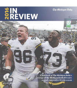 Harbaugh's incredible second season has lifted the Michigan football team back to glory. You won't want to forget the memories from the 2016 season, complete with news coverage and pictures from the season!