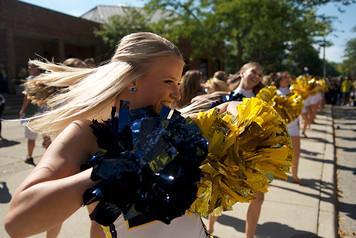 2016 Dance Team - Penn State - 1
