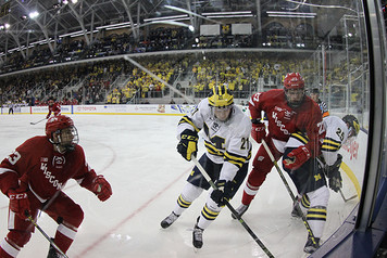 Michigan Ice Hockey vs Wisconsin - 2