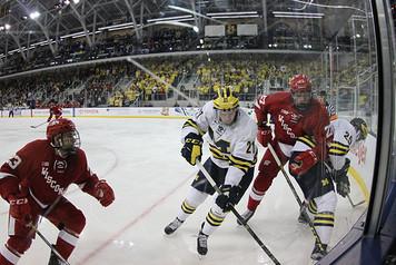 Michigan Ice Hockey vs Wisconsin - 2