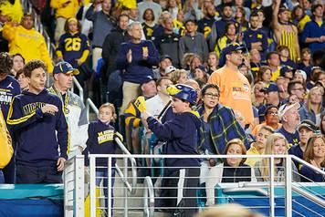Michigan Football - 2017 Orange Bowl - 4