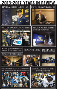 2013 - 2017  2' x 3' In Review Poster