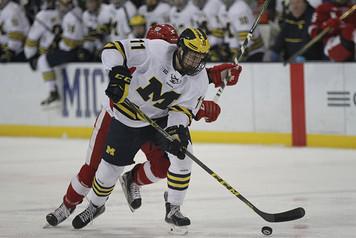 Michigan Ice Hockey vs Wisconsin - 6