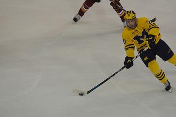 Michigan Ice Hockey vs Minnesota - 4