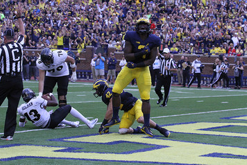 2016 Michigan Football vs Central Florida - 12