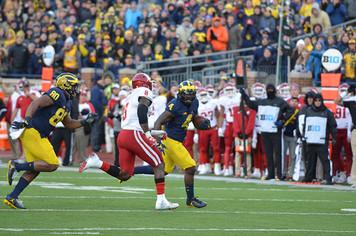 2016 Michigan Football vs Indiana - 5