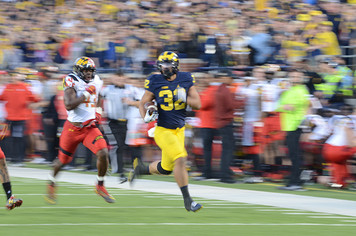 2016 Michigan Football vs Maryland - 01