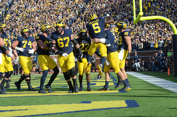 2016 Michigan Football vs Maryland - 02