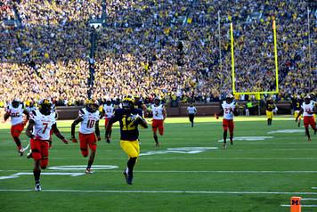 2016 Michigan Football vs Maryland - 04
