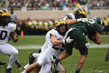 2016 Michigan Football vs Michigan State - 2