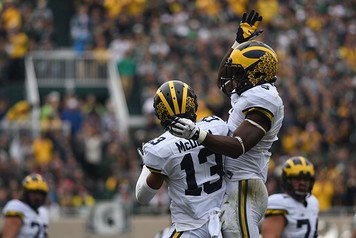 2016 Michigan Football vs Michigan State - 7