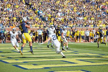 2016 Michigan Football vs Penn State - 07