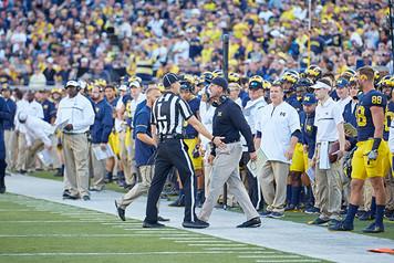 2016 Michigan Football vs Penn State - 09