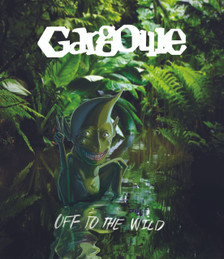 April 2017 issue of the Gargoyle magazine. 24 page mini-tab format.