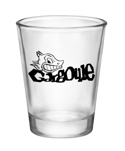 Gargoyle Shot Glass - Shipped