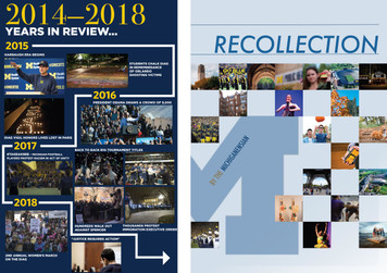 Recollection + In Review Poster Bundle