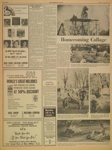 Michigan Daily - Archive Page Reprints - 11 x 17 (Pick up at 420 Maynard)