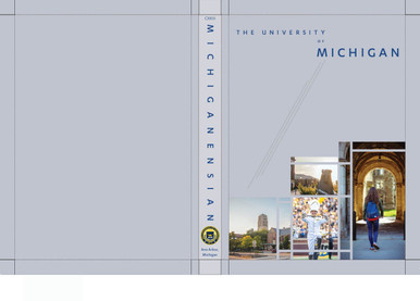 2018-2019 Michiganensian  The Michiganensian Yearbook is the only publication at the University of Michigan that can truly capture the spirit and character of the entire year. The 2018-2019 Michiganensian is a full color, 364 page book featuring campus life, special events, sports, student organizations, and more. It also features the graduates from both the fall 2018 and winter 2019 academic terms. The price of the yearbook is $90.  *** If you are buying for a student, please be sure to check that they did not already purchase a copy. Students are only featured in the book if they had their portrait taken during Fall 2018.