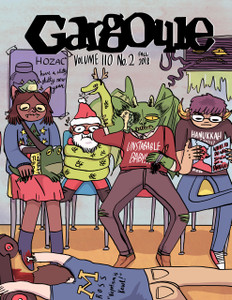 Gargoyle - December 2018 Issue