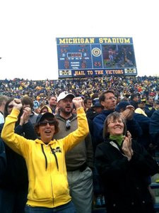 U-M vs. Rutgers Football Tickets