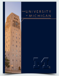 2019 - 2020 Michiganensian