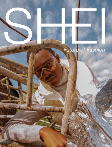 SHEI Magazine's Fall 2019 Issue explores the future of fashion as we enter a new decade. This issue looks at problems the industry is currently grappling with through the lens of the generation responsible for their ramifications. The team considers over-consumption, lack of sustainability, the fate of trends, and the social effects of new digital realities. While change in the industry is still developing, SHEI pleads that brands, tastemakers, and consumers alike are held accountable. While the blueprint for the future of fashion is still being crafted by a much larger industry, in this issue SHEI writes, photographs and plots them, and with the fate in their hands, demands to be part of the conversation.
