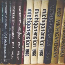 Looking for a copy of the Michiganensian from your graduation year, or another year of interest to you? Here's what we have available from 2004 and earlier.