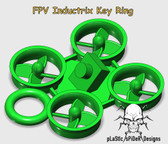 FPV Inductrix Key Ring (Free Download)