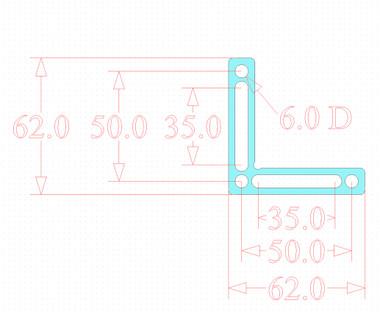 90 Degree Angle Fiber Laser Jig