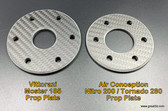 Paramotor Prop Plate made from Carbon Fiber ($11.00 - $12.50)